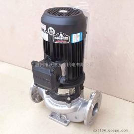GDF(2)125-50A 30KW立式不锈钢泵低温盐水泵