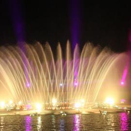 陕西音乐喷泉建造价格