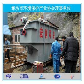气浮设备规格 溶气气浮机价格低