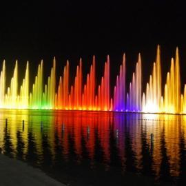 青海音乐喷泉制作公司