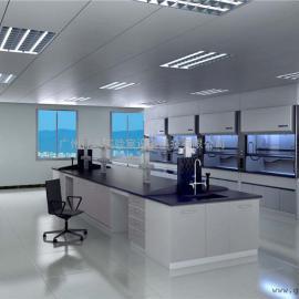 梧州实验台 操作台 检测台 实验室家具 全钢结构
