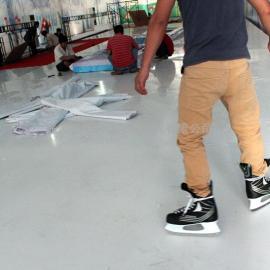 仿真滑冰场可移动溜冰场纳米材料溜冰板