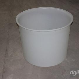 大口圆桶|信诚塑业|300升大口圆桶,食品级塑料大缸