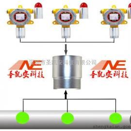 太阳能厂硅烷气体检测装置