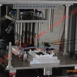 汽车拍档面板装饰框热熔焊接机