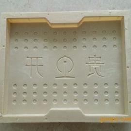 河道护坡盖板模具-桥梁装饰板塑料模具-尺寸标准