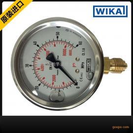 威卡WIKA耐震压力表213.53.050/EN837-1标准