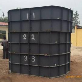新型加固消防水池模具-地埋式玻璃钢化粪池模具,按需定制