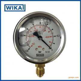德国威卡WIKA压力表213.53.063/EN837-1标准