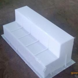 挡砟墙侧排泄水管模具-自嵌式景观挡土墙模具,新型优质产品
