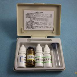 总硬度测试盒,适合任何浓度的水硬度检测