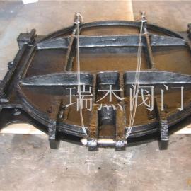 ZMFY-10C法兰式铸铁镶铜圆闸门
