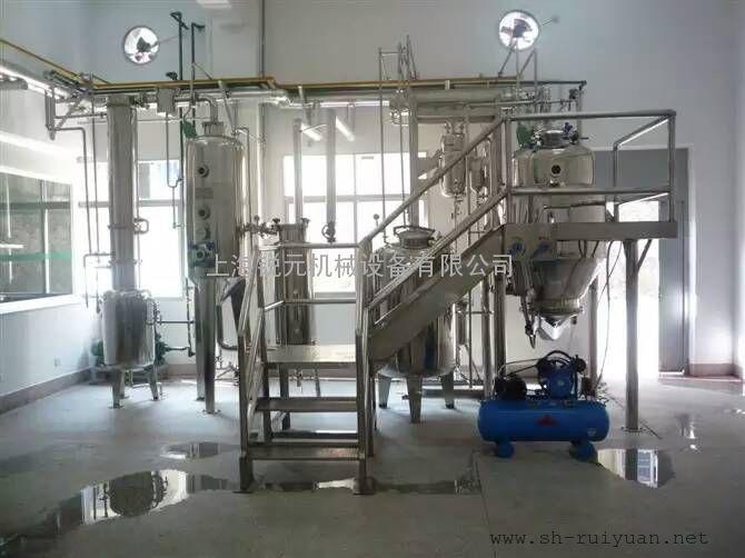 500L提取浓缩机组 10年-专注于制造高品质的精油提取设备