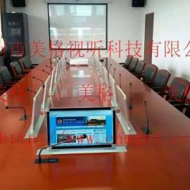 广东供应超薄升降器厂家,超薄15.6寸高清屏升降器,美格