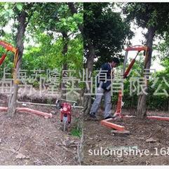 创宇牌1.3T吨起吊土球、液压吊树机、挖树机、创宇1.3T挖树机
