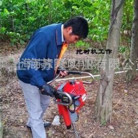 断根机小松移树机、便携式挖树机QNW50 、挖土球