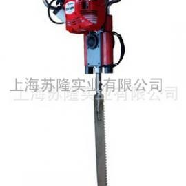 创宇牌便携式QNW-50挖树机,小松动力土球挖树机