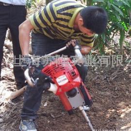 创宇QNW-50型便携式挖树机、便携式挖树机、断根机