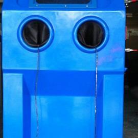 【东升水喷砂机】东升手动湿喷砂机价格 东升箱式水喷砂机批发