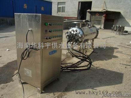 华科宇自洁消毒式不锈钢水箱