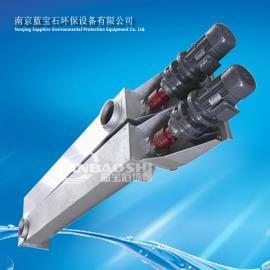 螺旋输送机不锈钢水平安装倾斜安装螺旋传输机