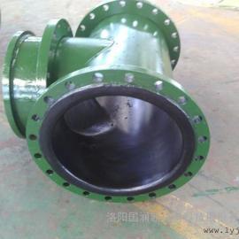 广元耐酸碱厂盐水输送管,衬胶管道