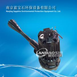 水下充氧曝气 创建水流 潜水射流曝气机QSB型