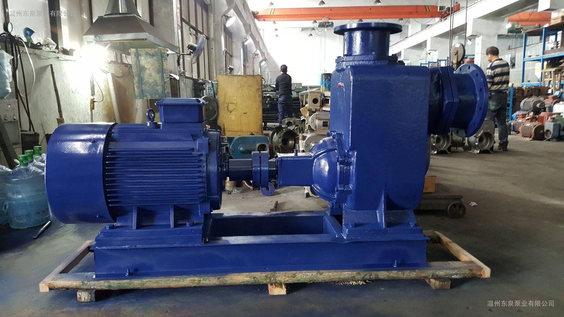 东泉ZW铸铁自吸排污泵,铸铁排污泵