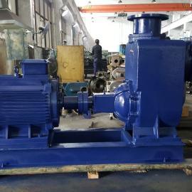 东泉ZW250-400-20自吸排污泵