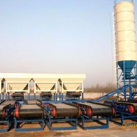 全自动WBZ400吨稳定土拌合站,水稳站,亿立出品