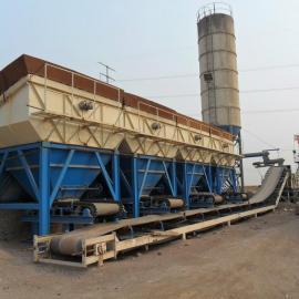 稳定土拌合站厂家供货,亿立WBZ600稳定土拌合站,水稳站