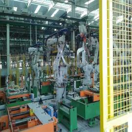以色列科阿科ABB机器人焊接冷却循环水叠片过滤器