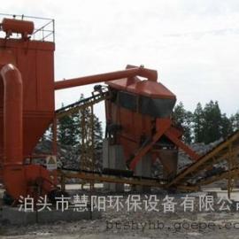 矿山振动筛PPW型气箱式脉冲袋式除尘器