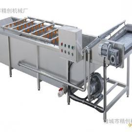 蔬菜清洗机报价,红薯清洗机,自动化蔬菜气泡清洗机