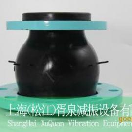 DN100*80异径橡胶接头丨耐酸碱同心异径橡胶软接头材质
