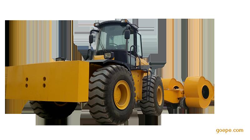 厂家直销:河南哈威设备供应冲击式压路机