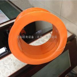 医药化工专用耐高温防腐耐磨柔性硅胶翻边软接头