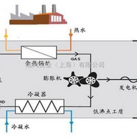 低温热水余热发电工程