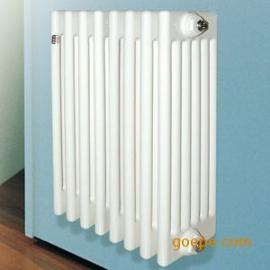 冀州虹阳暖气片生产厂家批发柱型760暖气片 钢制圆管散热器