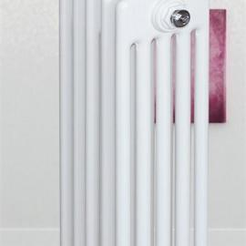 钢制暖气片出口厂家直供钢制柱型暖气片 钢制圆管散热器