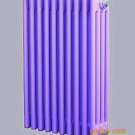 冀州暖气片生产厂家直供钢制圆管散热器 钢制柱型暖气片散热器