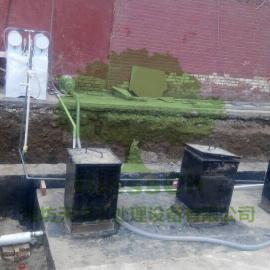 生化处理+消毒处理-潍坊天华水处理设备