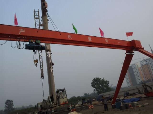 滨州龙门吊厂家、邹平龙门吊销售商、惠民龙门吊定做10吨价格