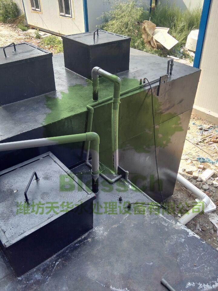 专科门诊部污水处理设备维修方便