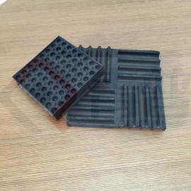 热泵机组天然橡胶隔振器垫|橡胶减震垫