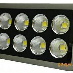 250W大功率聚光LED射灯户外防水广告牌投射灯