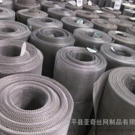 青铜峡不锈钢丝网(不锈钢筛网)-矿筛镀锌铁丝编织网参考价