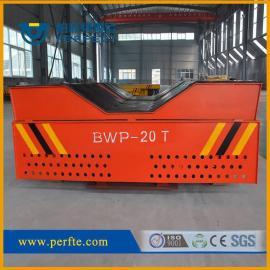 自动化生产线模具搬运包胶轮无轨电车2吨坚固耐用