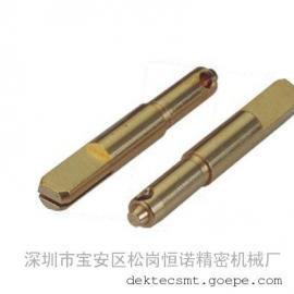 伐轴/伐芯全自动铣槽铣扁钻孔机
