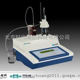 上海雷磁ZDJ-4A型自动电位滴定仪